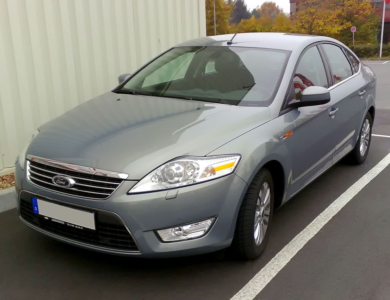 ford mondeo pics #11