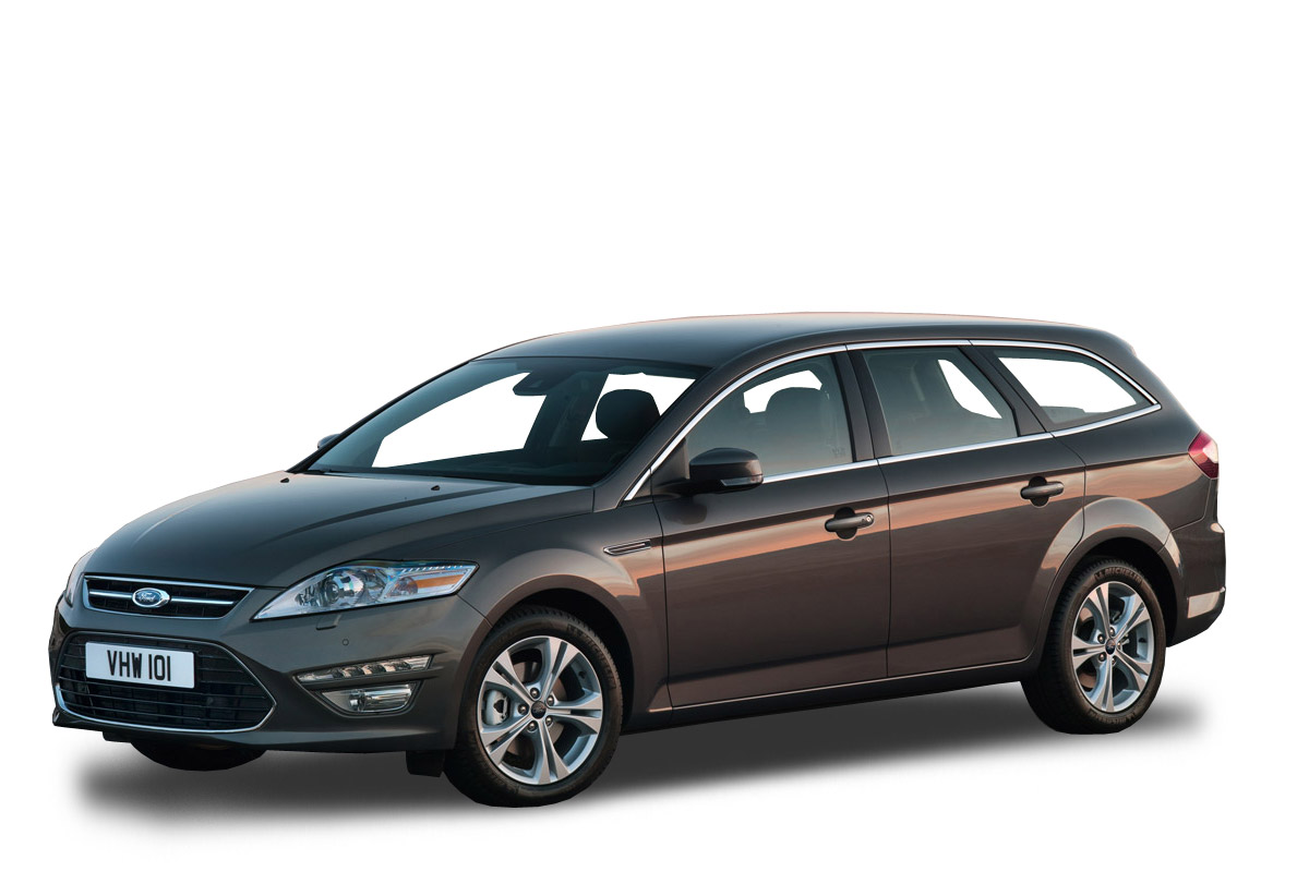ford mondeo pictures #8