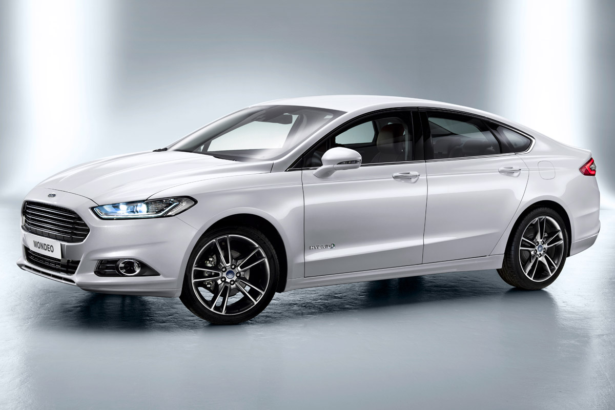 ford mondeo seriess