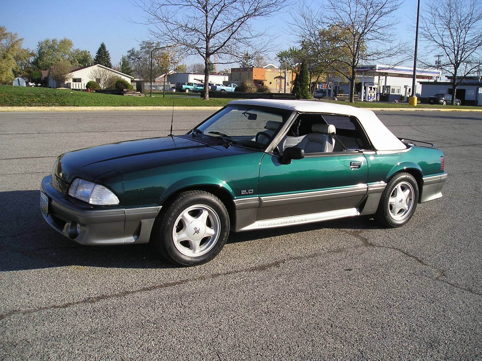 1992 ford mustang convertible iii pictures information and specs