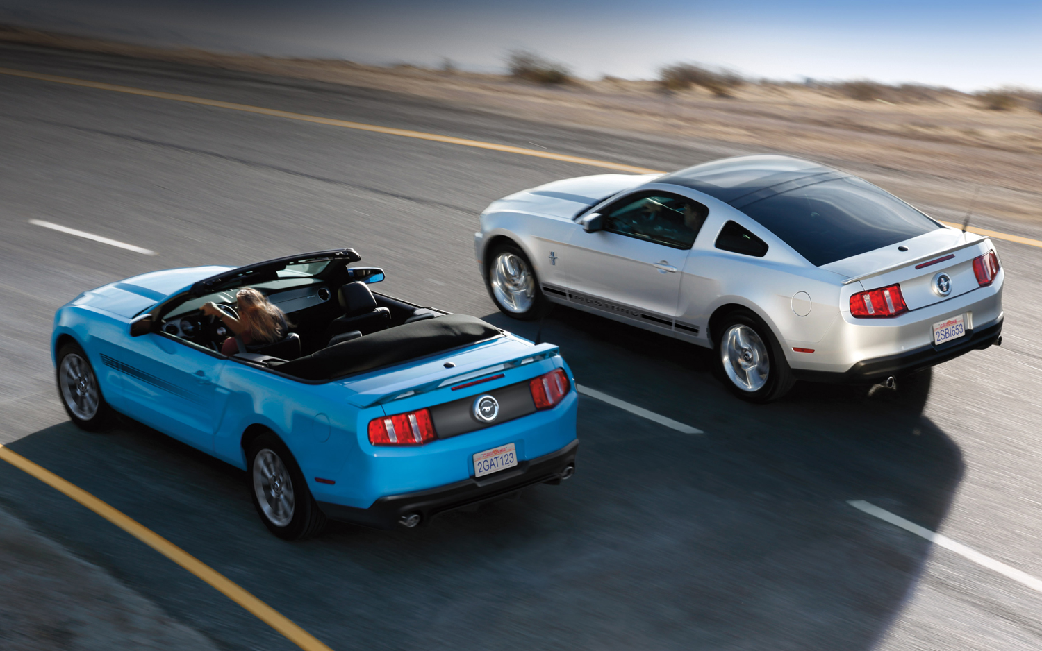 Ford mustang convertible v 2012 photo gallery