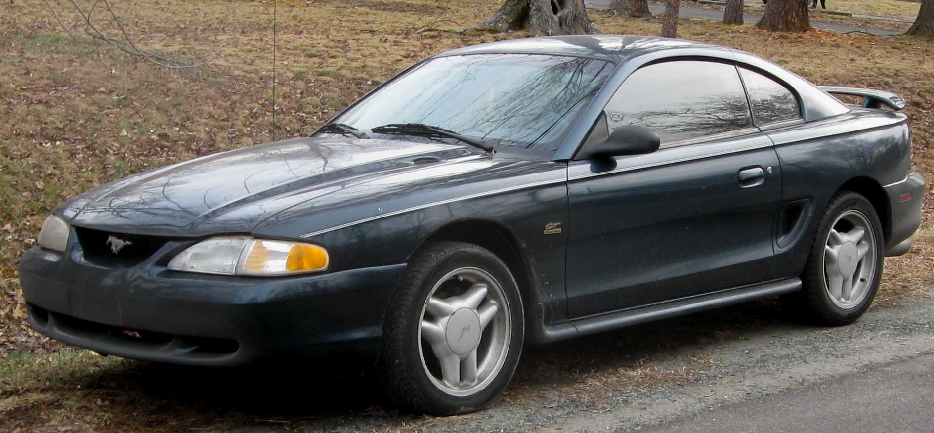 Ford 1998 ford mustang specs : 1998 Ford Mustang iv – pictures, information and specs - Auto ...