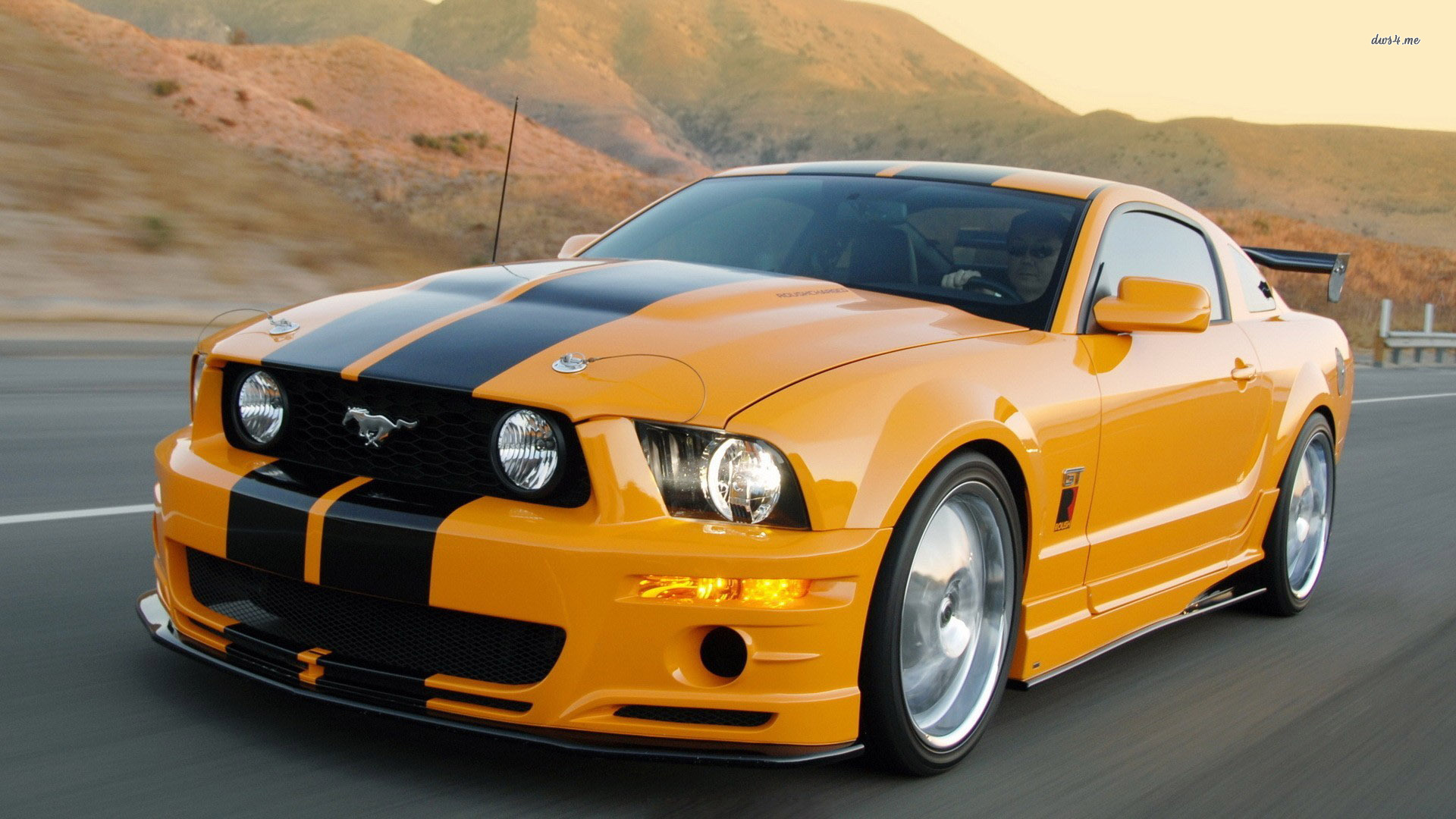 ford mustang wallpaper #7