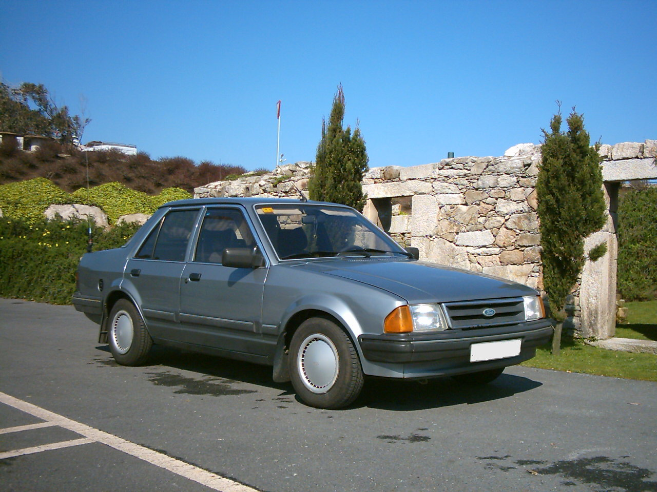 ford orion images #8