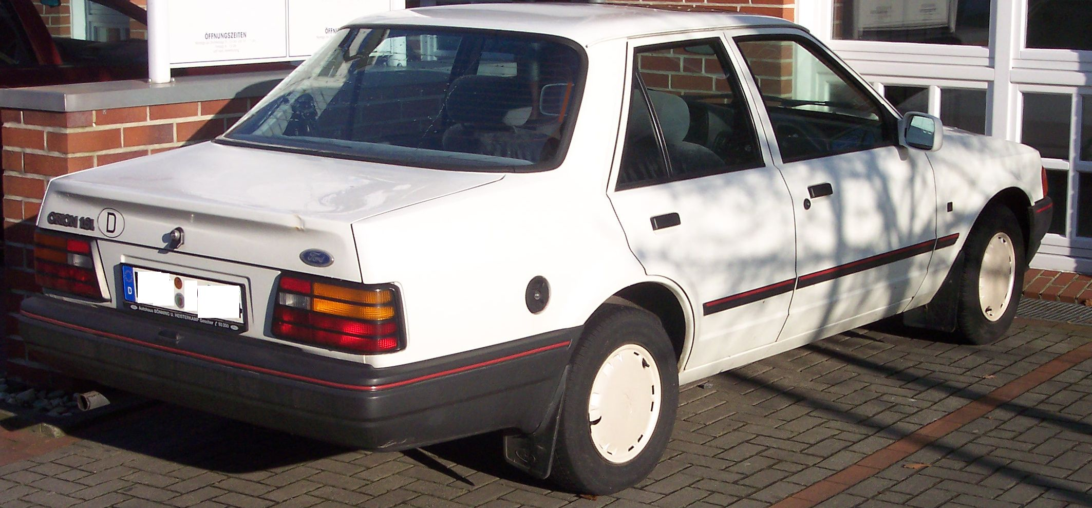 ford orion pics #6