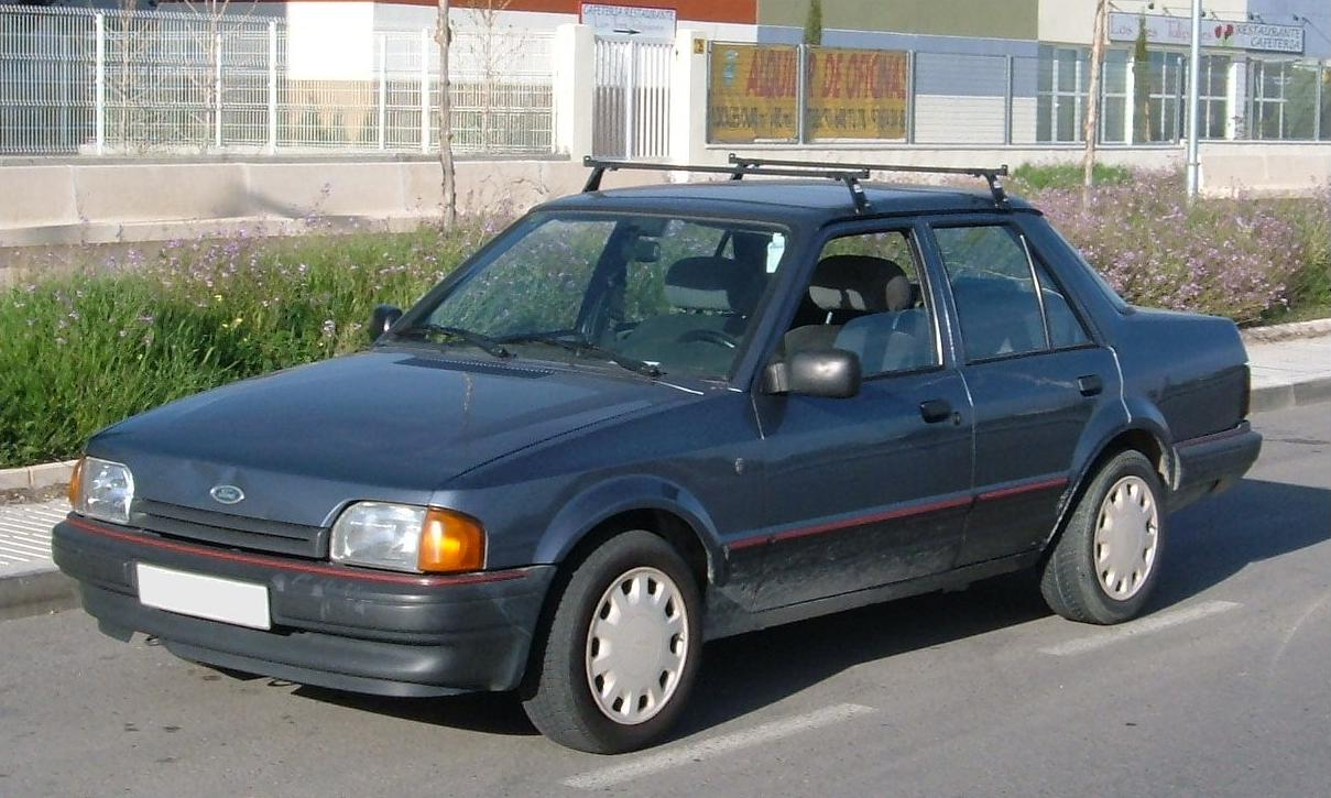ford orion seriess #7