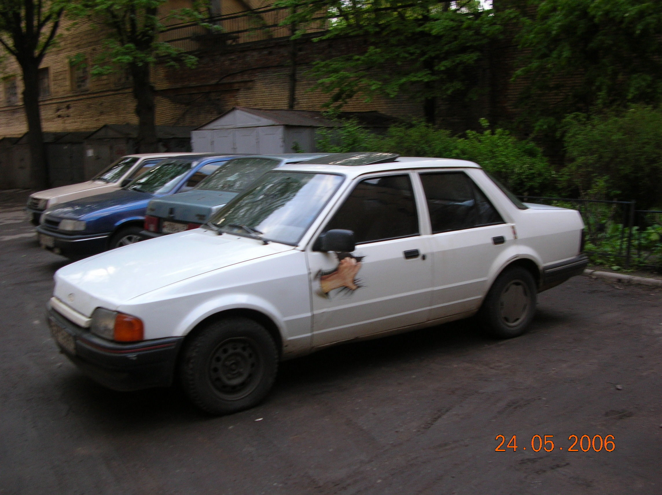 ford orion seriess #15
