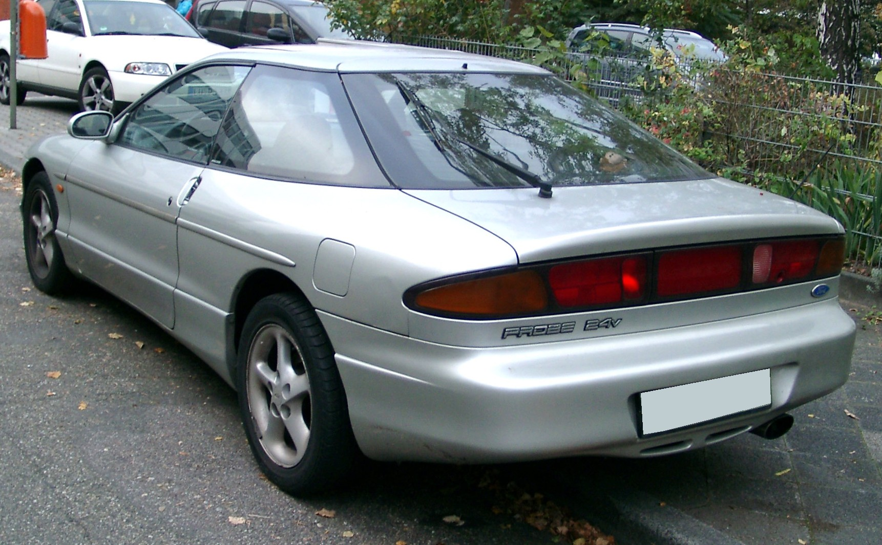 ford probe #11