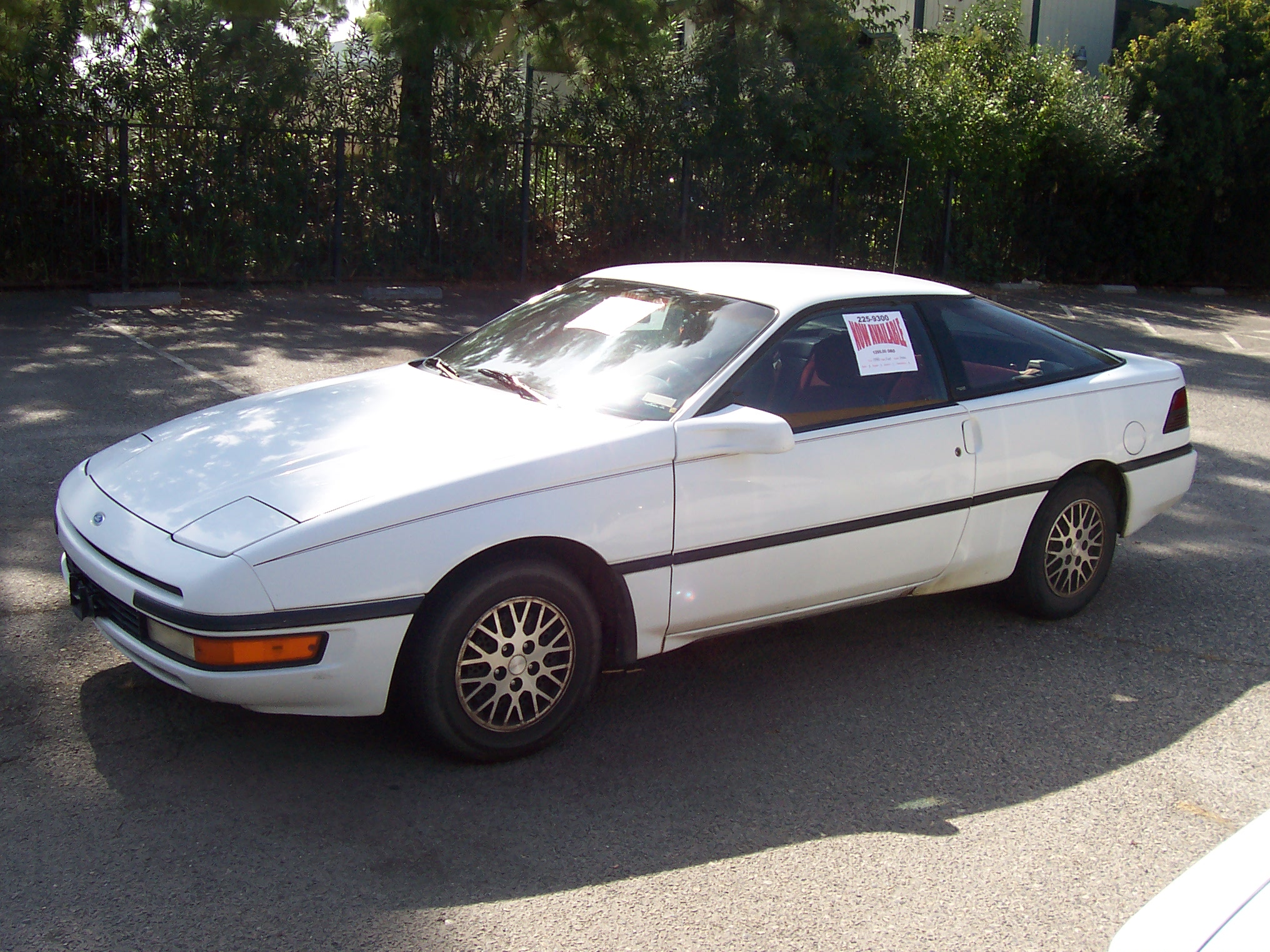 1990 Ford Probe Pictures Information And Specs Auto