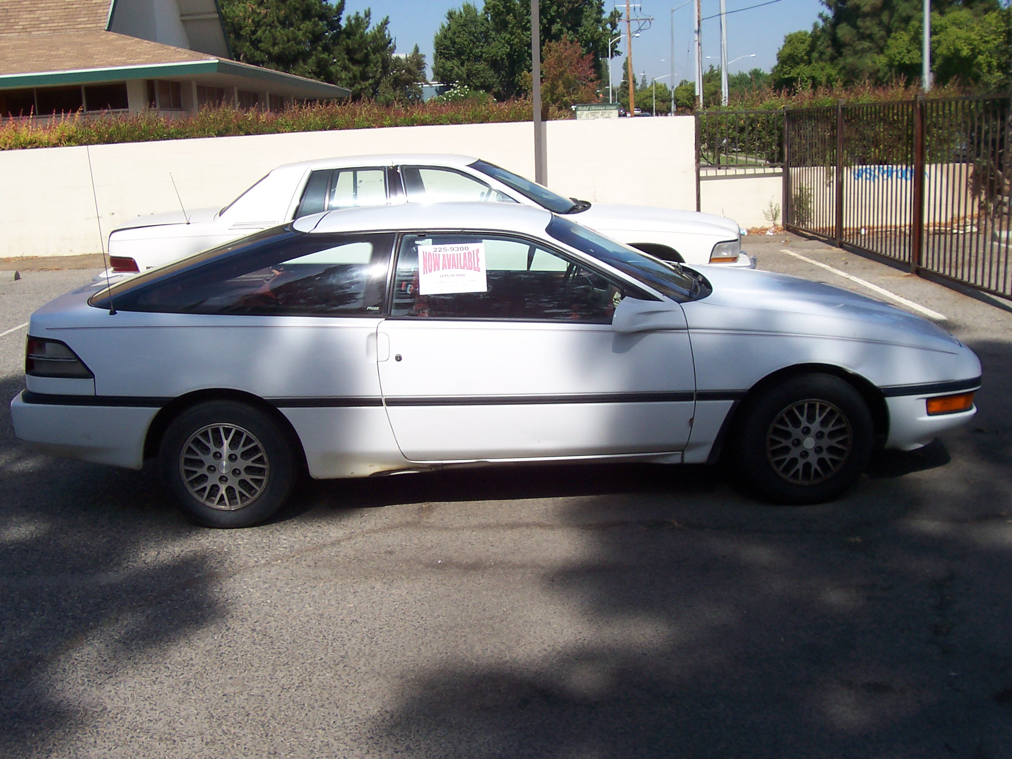 1990 ford probe pictures information and specs auto. Black Bedroom Furniture Sets. Home Design Ideas