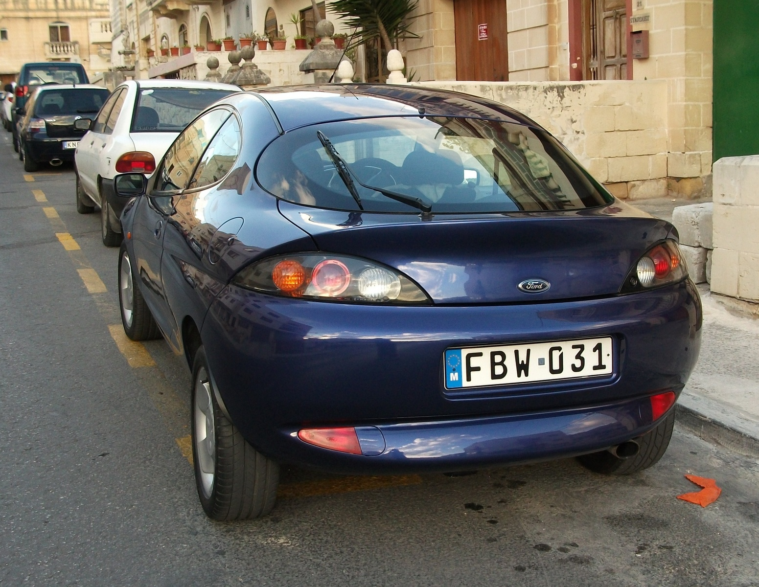 ford puma (ect) 1998 images #6