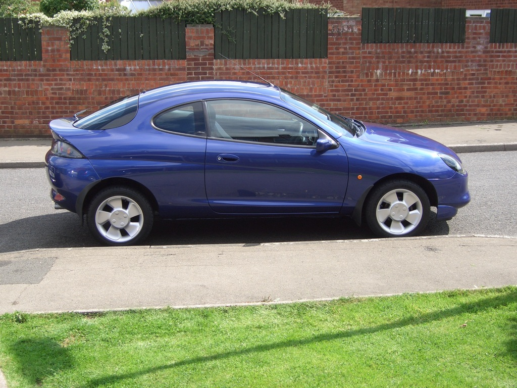 ford puma (ect) 1998 pictures #1