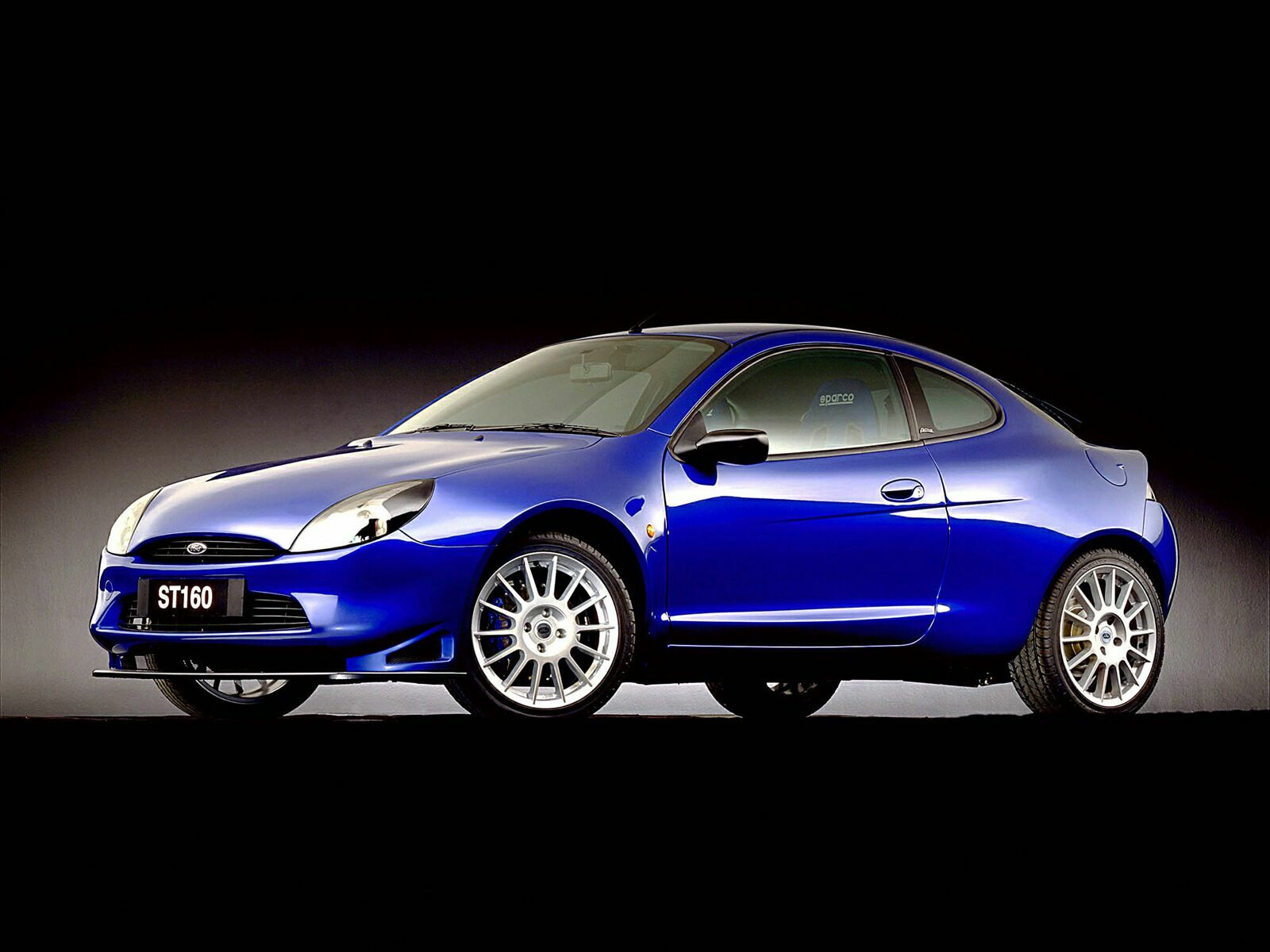 ford puma seriess