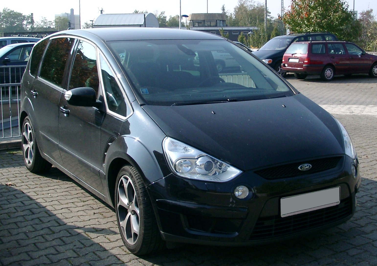 2007 ford s max pictures information and specs auto. Black Bedroom Furniture Sets. Home Design Ideas