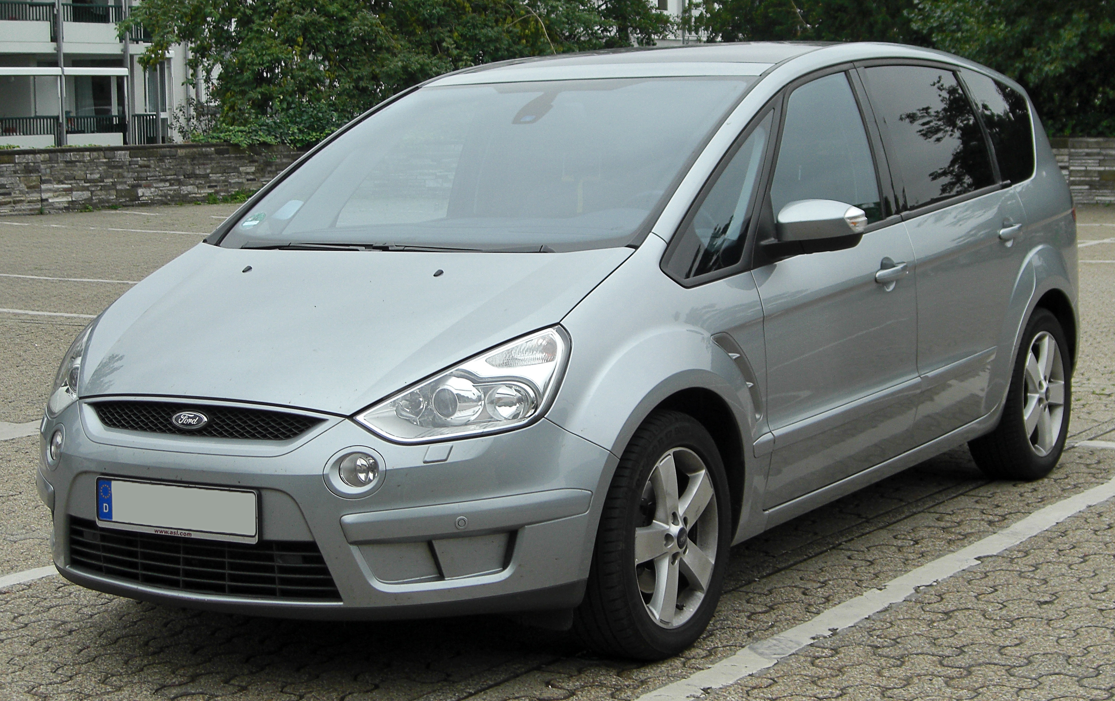 2009 Ford S Max Pictures Information And Specs Auto Database Com