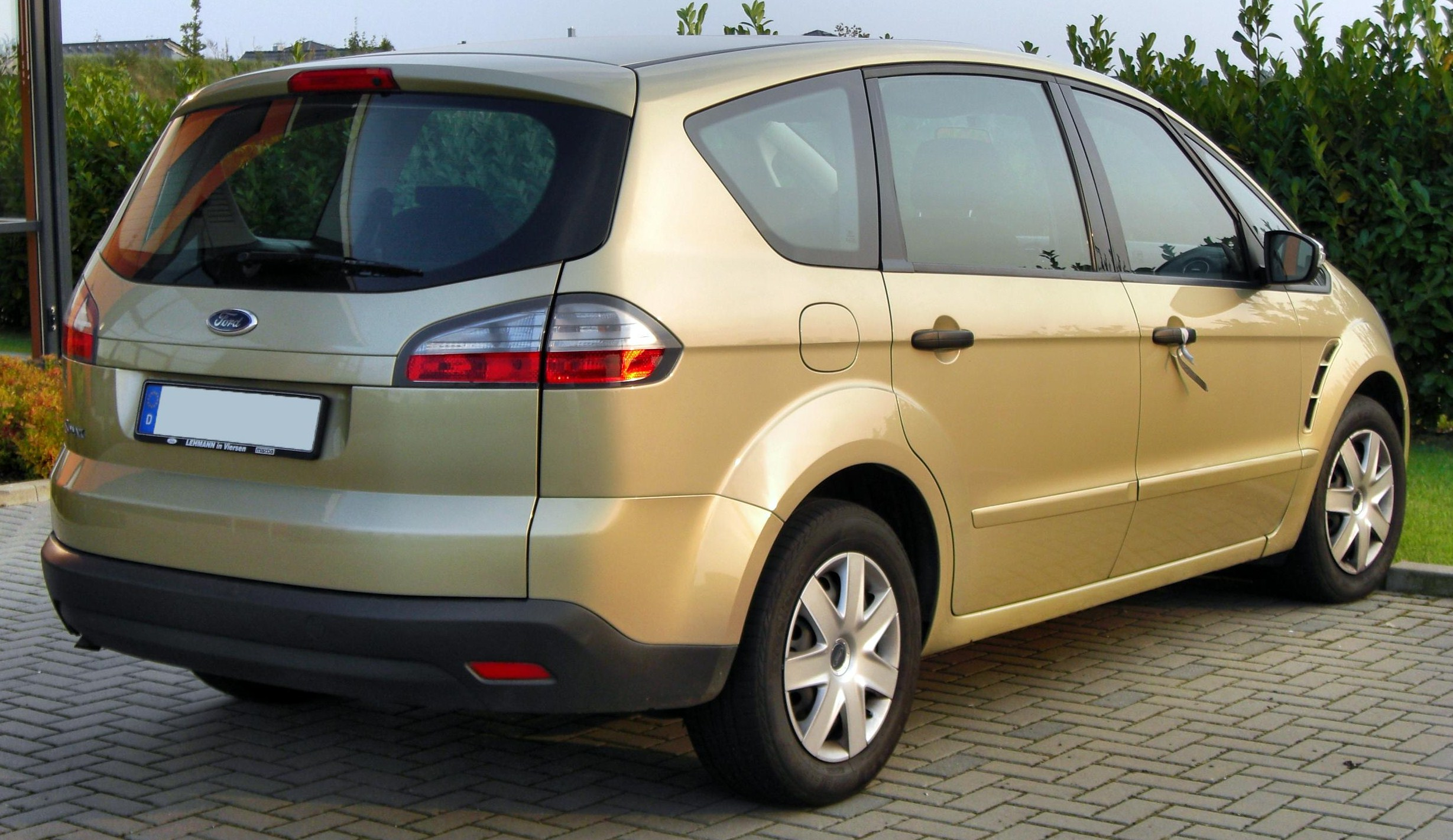 2009 ford s max pictures information and specs auto. Black Bedroom Furniture Sets. Home Design Ideas