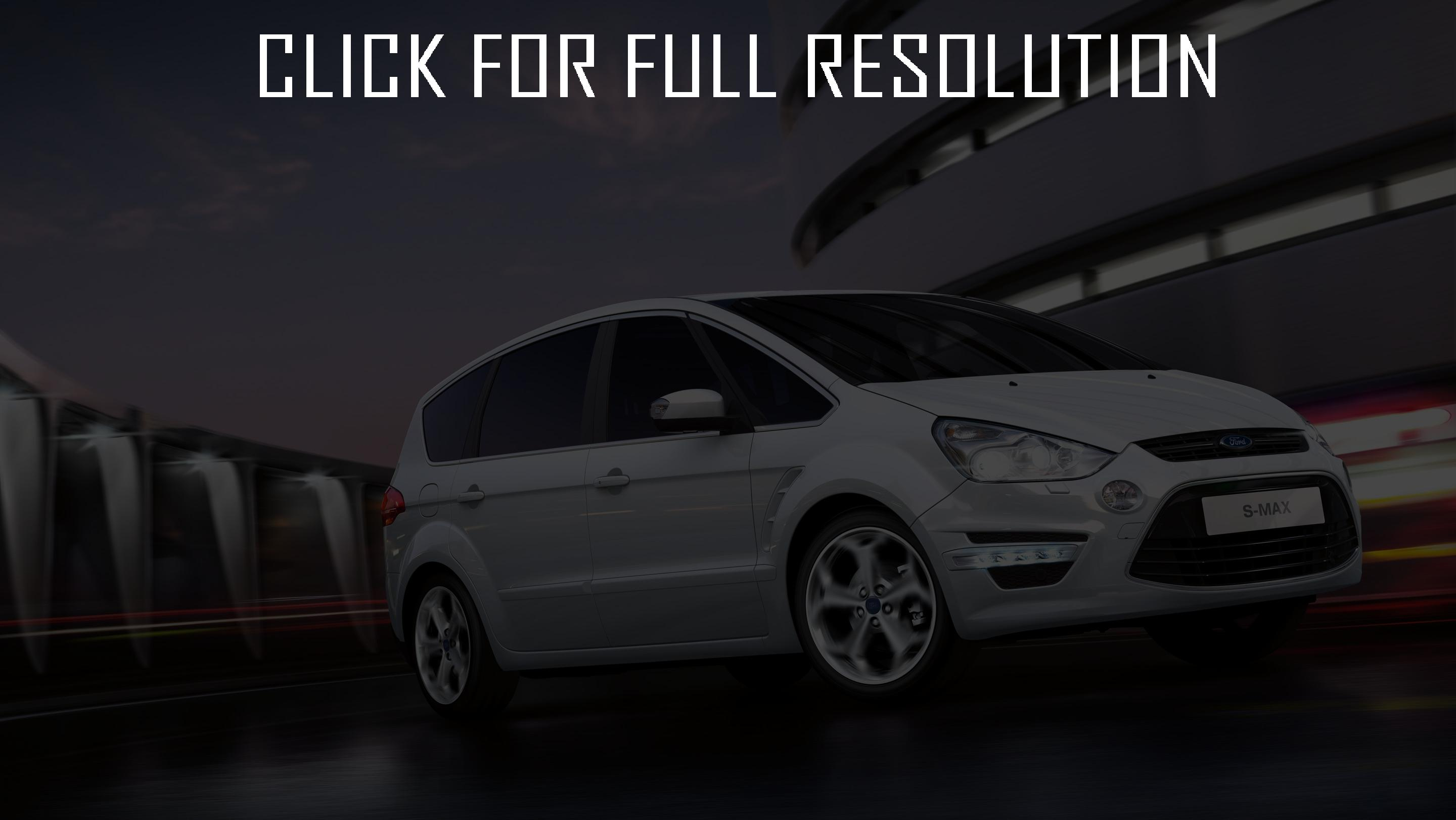 ford s-max pictures #4