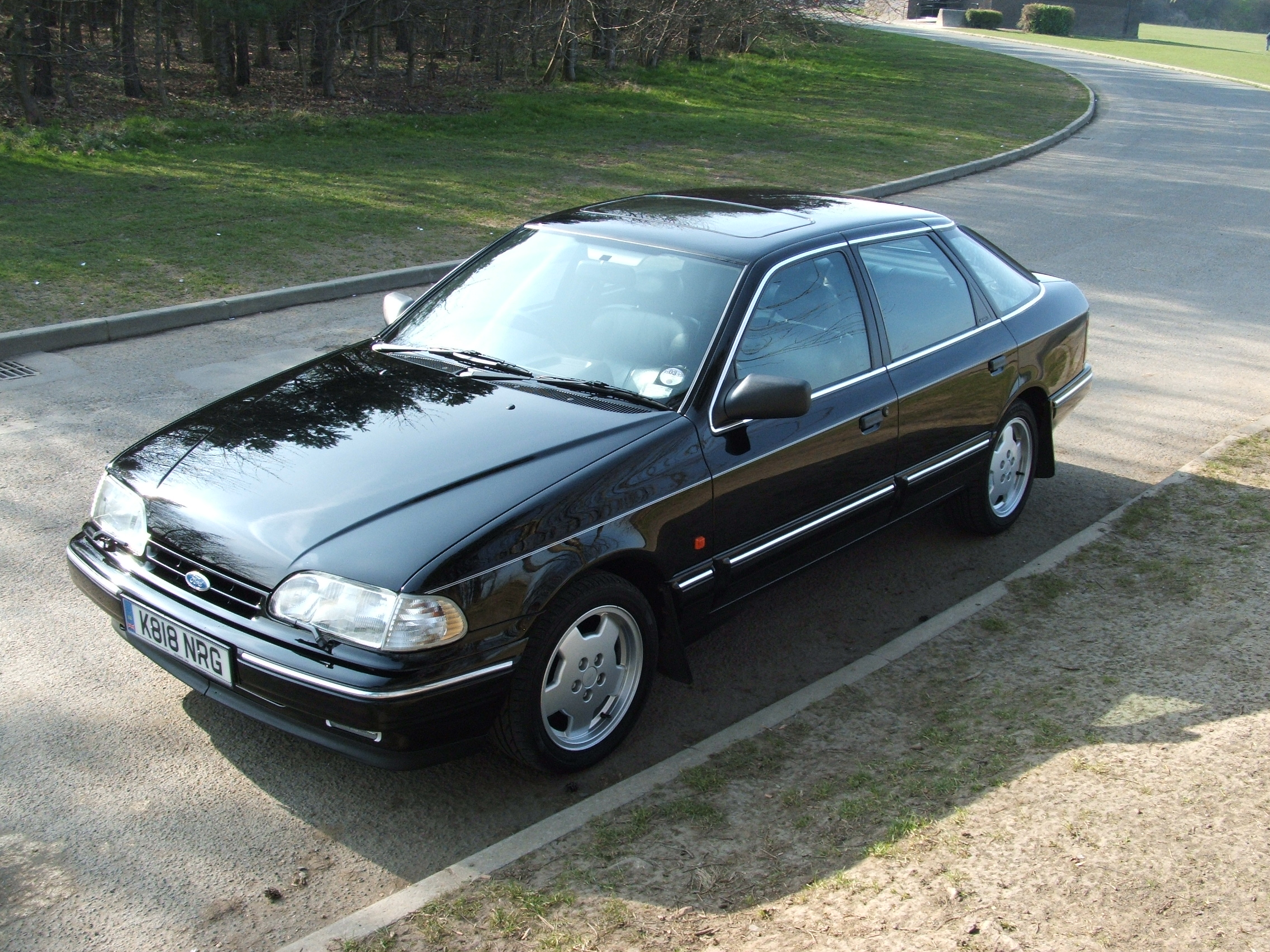 ford scorpio i wagon (gge) 1990 images #4