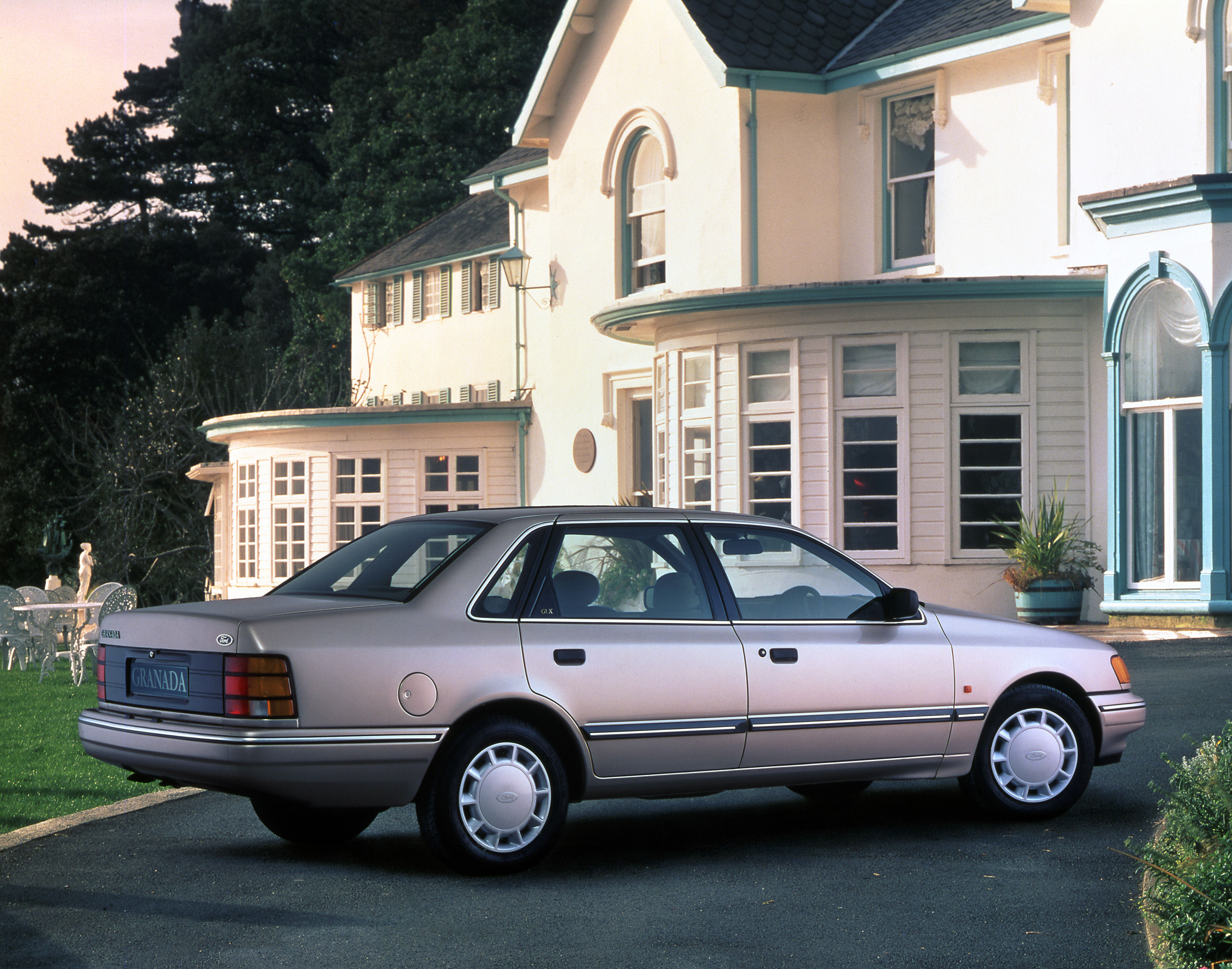 ford scorpio i wagon (gge) 1990 pictures #15