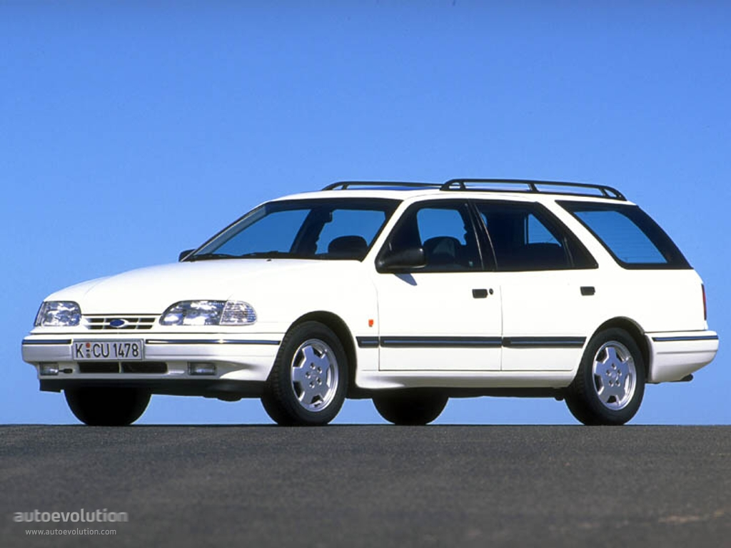 ford scorpio i wagon (gge) 1993 images