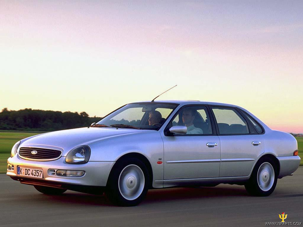 ford scorpio ii (gfr,ggr) 1997 pictures