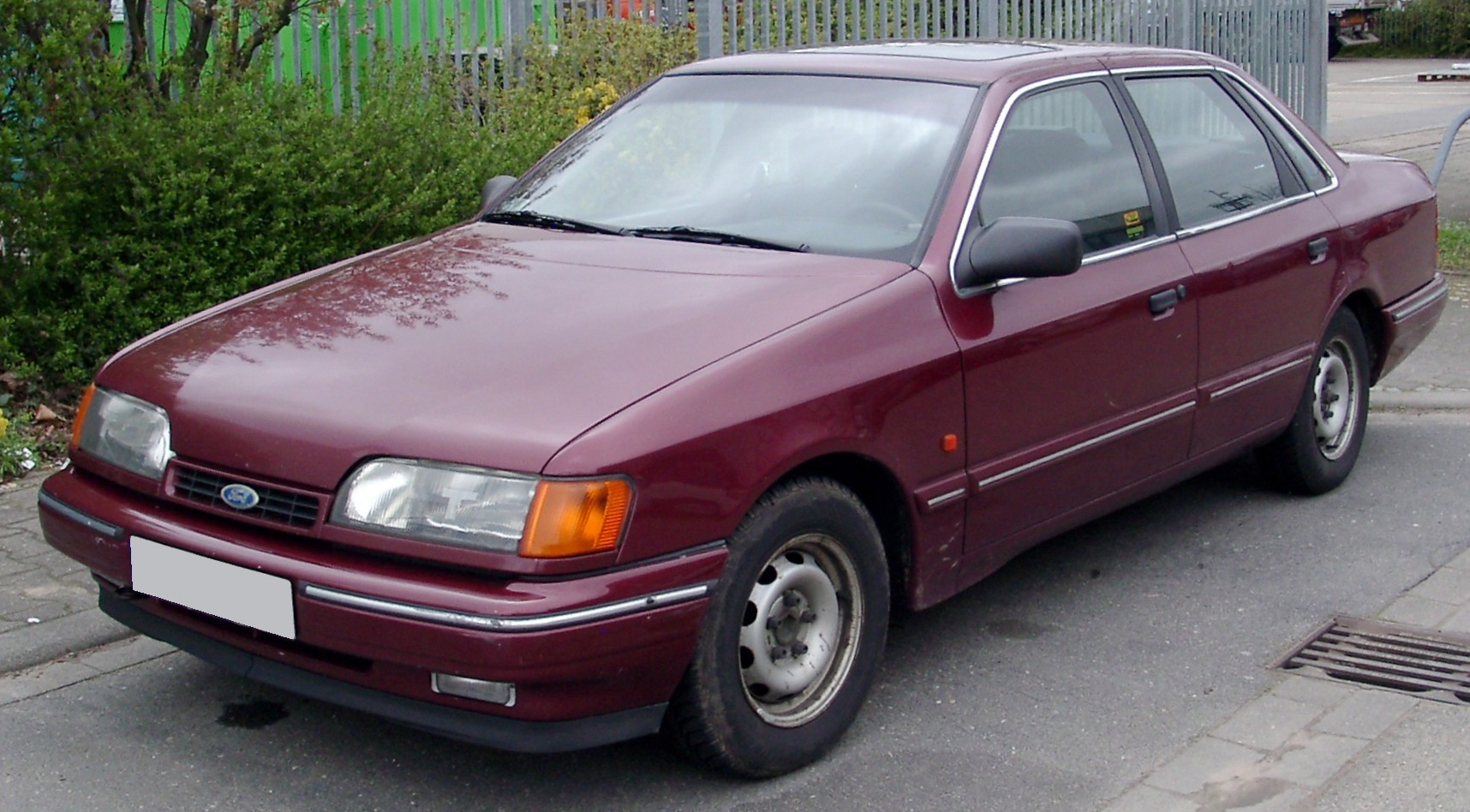 ford scorpio ii wagon 1990 pictures