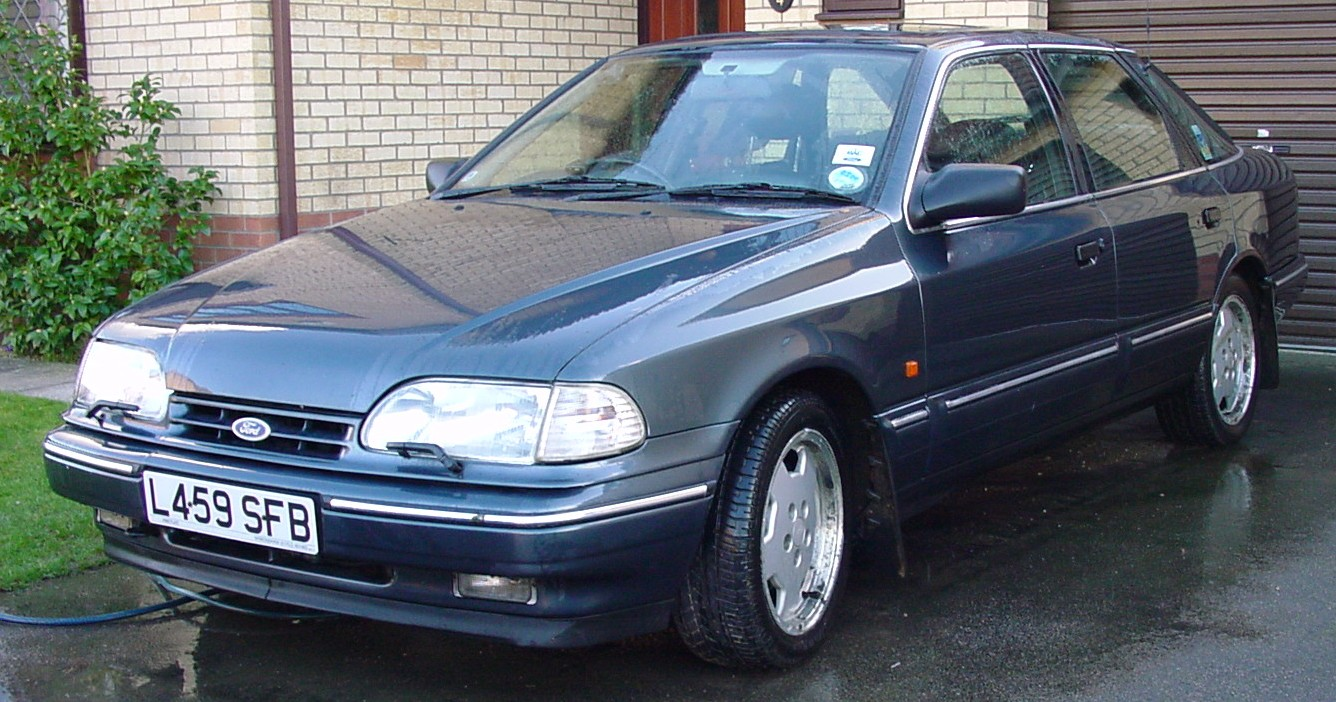 ford scorpio ii wagon 1994 pictures