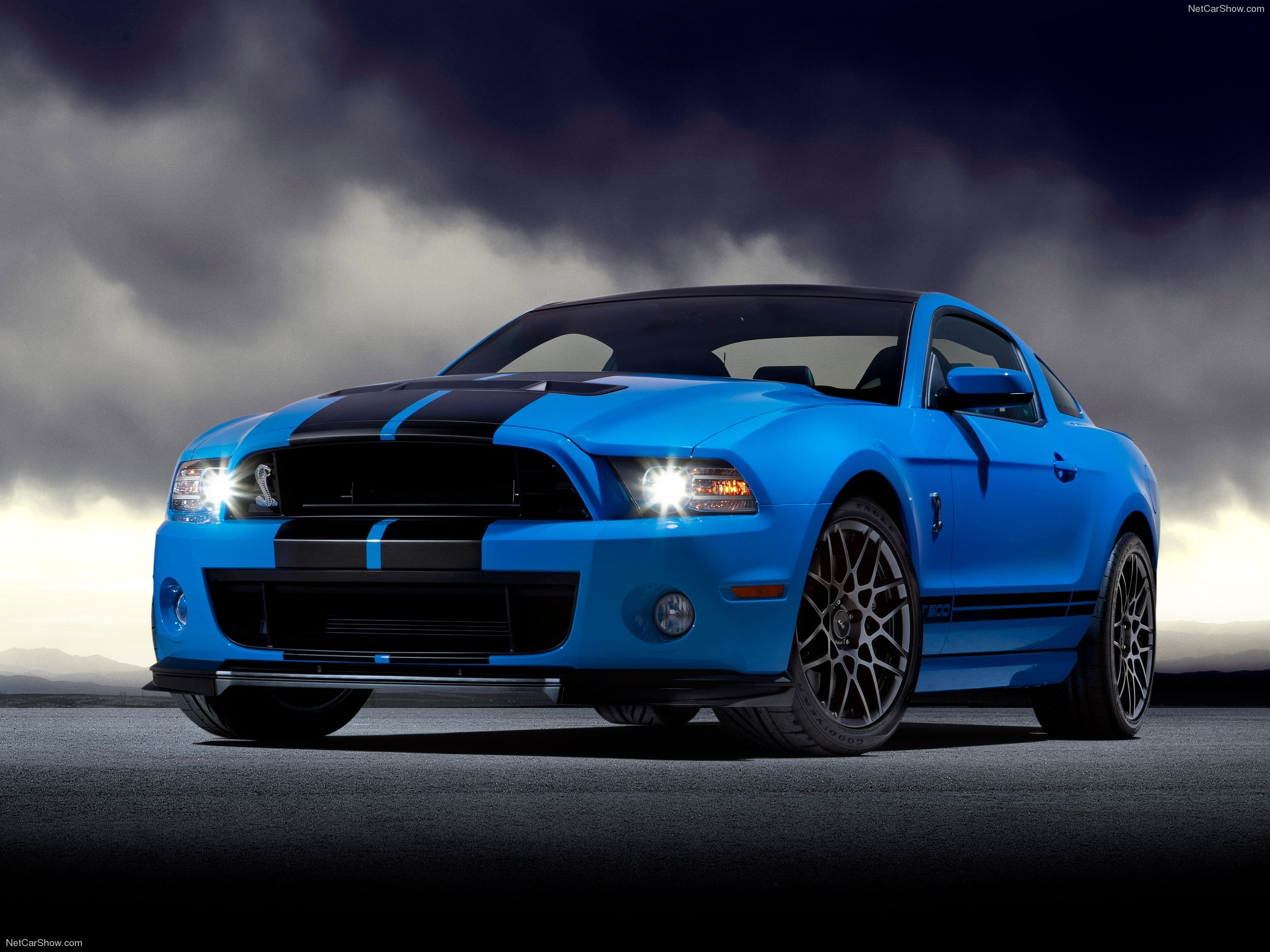 ford shelby gt 500 2013 models