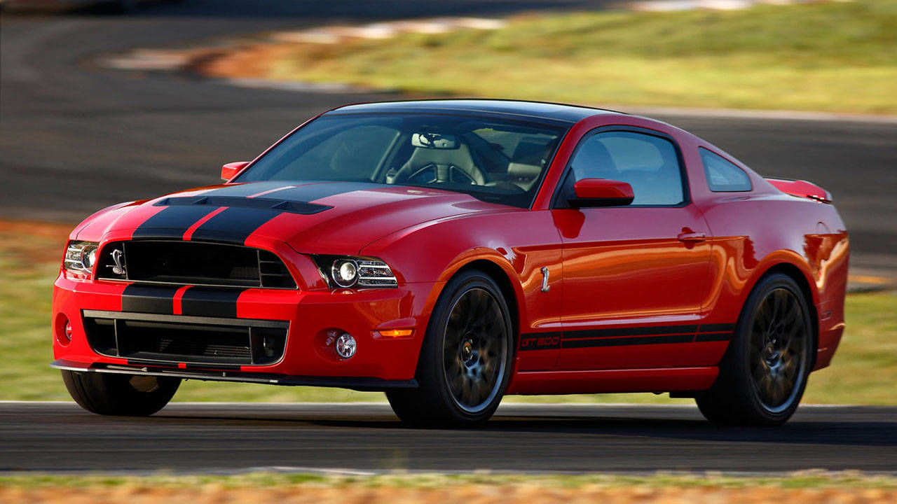 ford shelby gt 500 2013 wallpaper