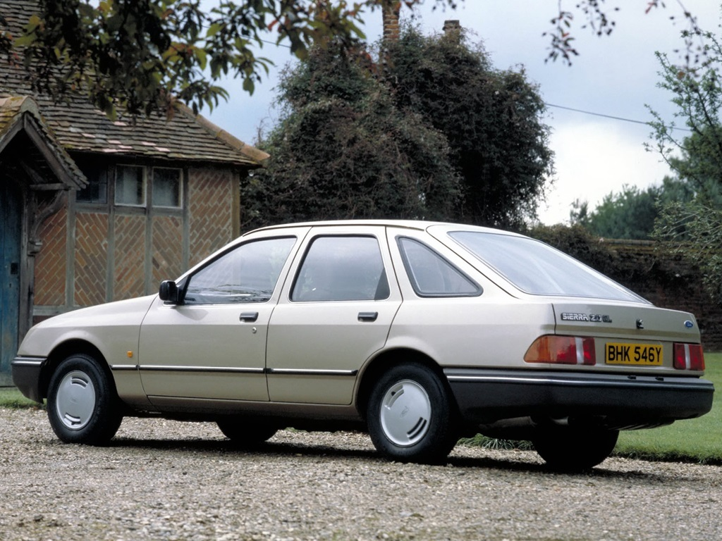 ford sierra images