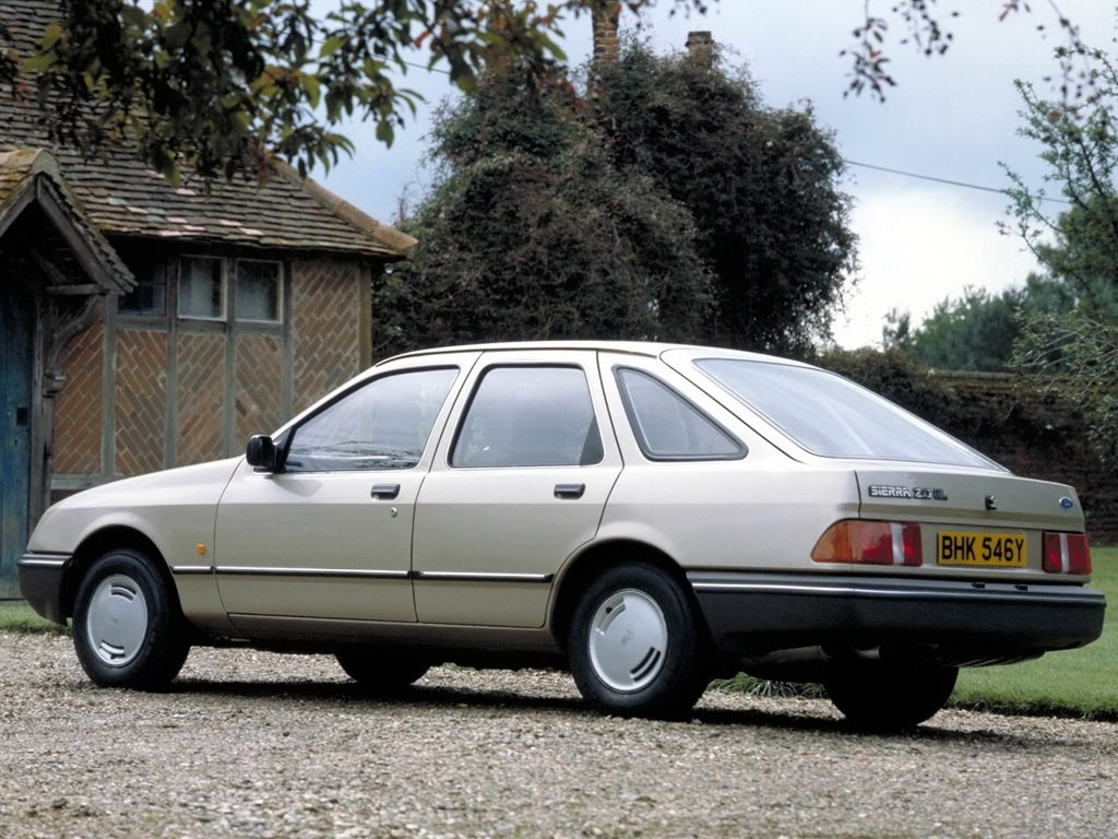 ford sierra images #8