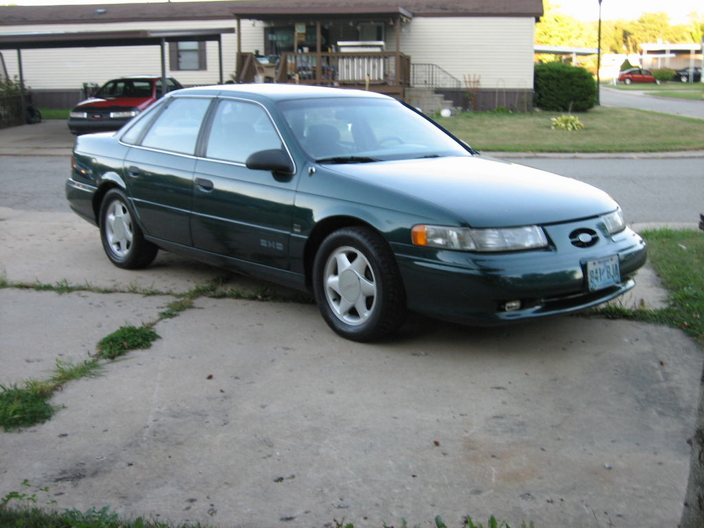ford taurus 1992 pictures