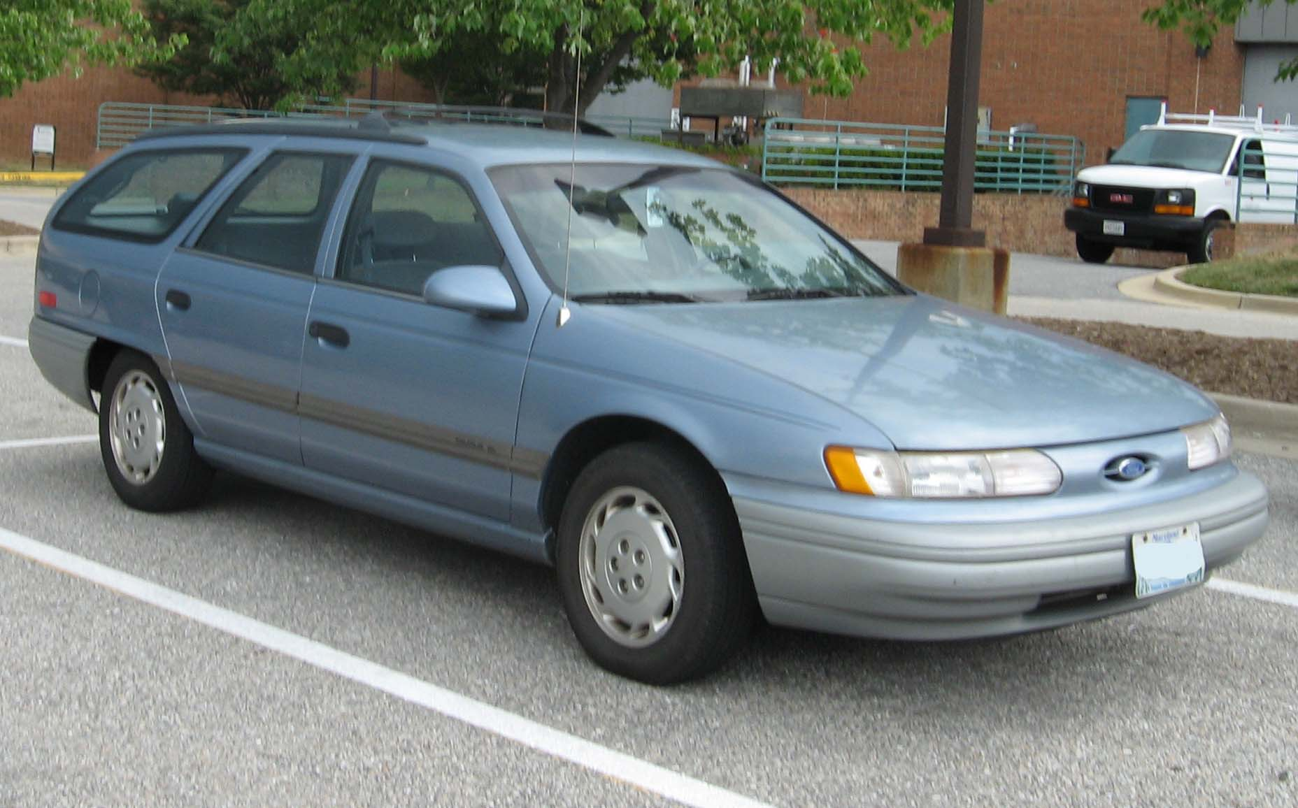 1992 Ford Taurus Station Wagon Pictures Information And