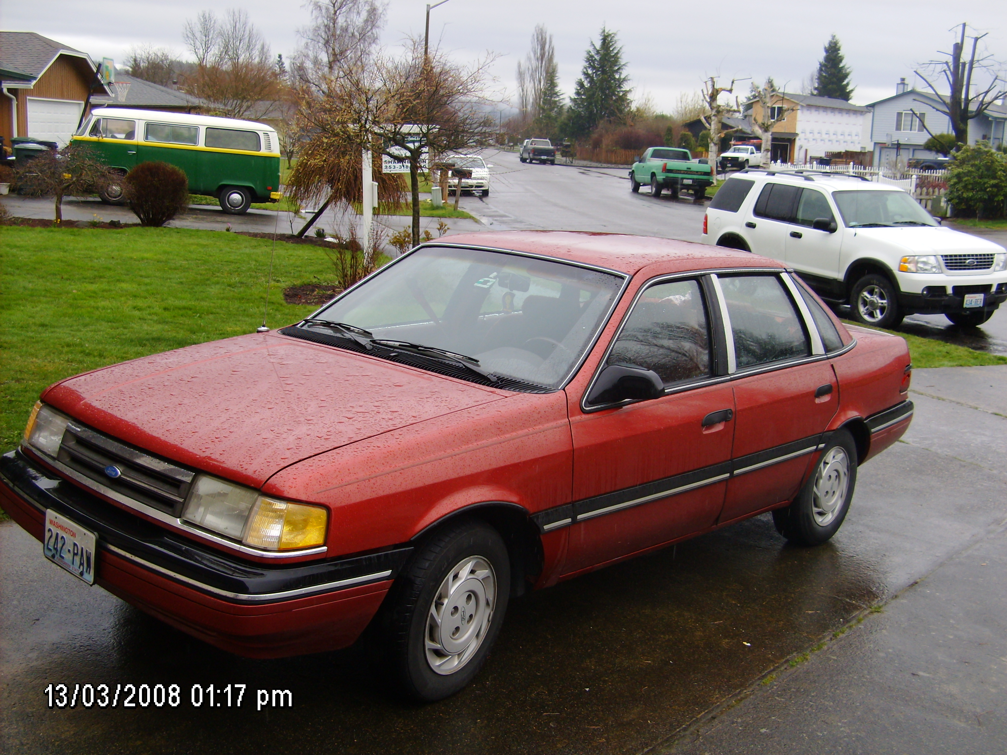 1990 Ford Tempo Fuse Box Diagram Simple Wiring Options Ranger 1991 Books Of U2022 1997