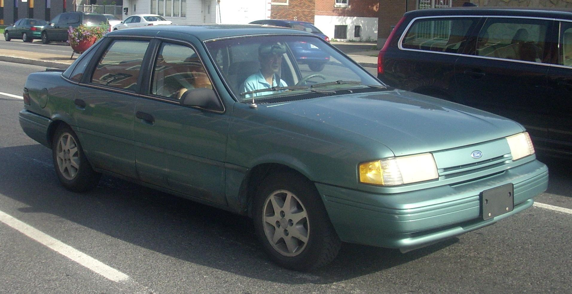 1992 Ford Tempo Pictures Information And Specs Fuse Box Images 11