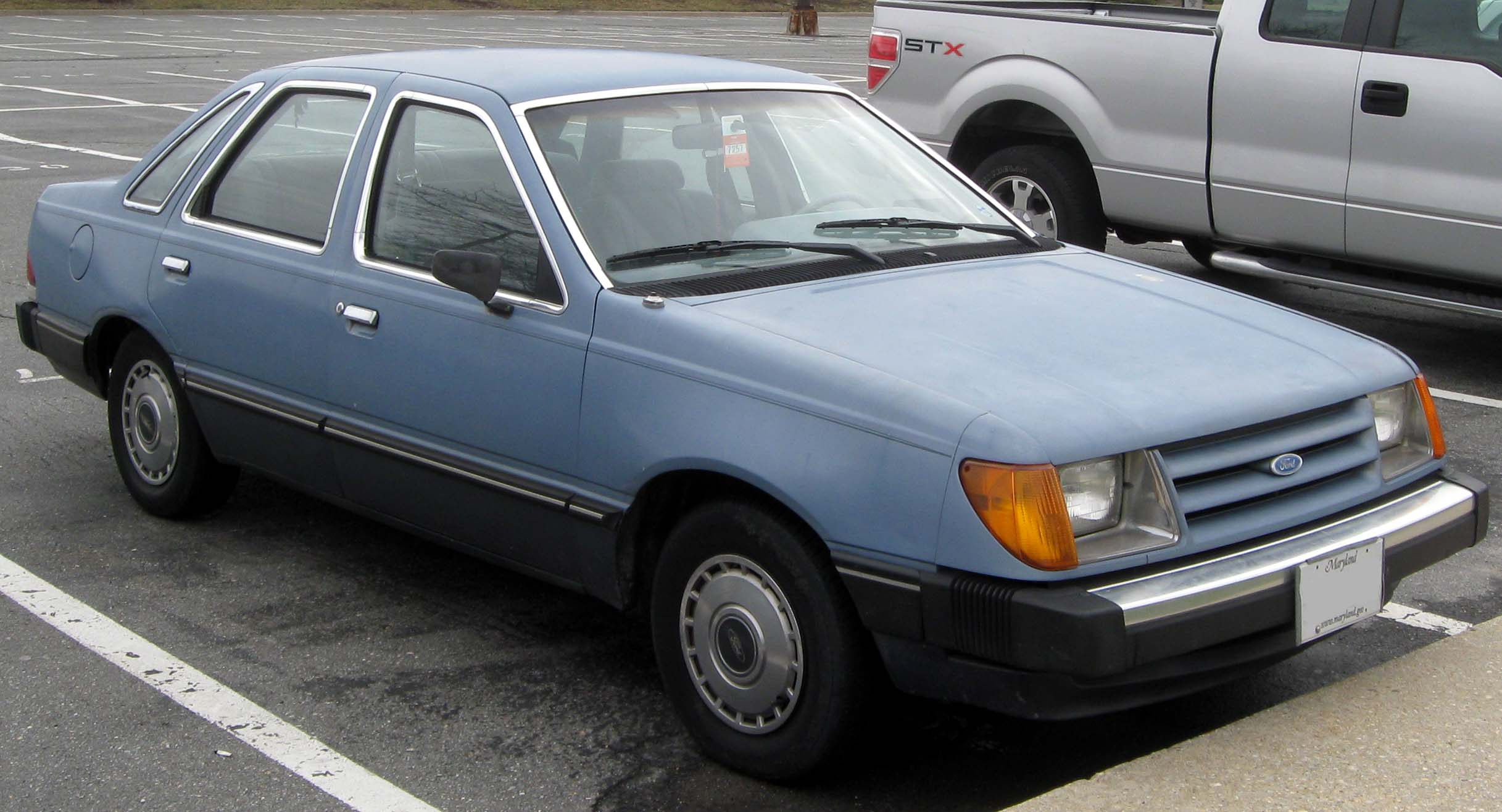 ford tempo 1993 pictures