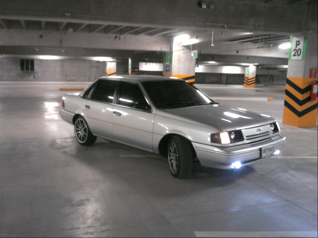 ford tempo images #12
