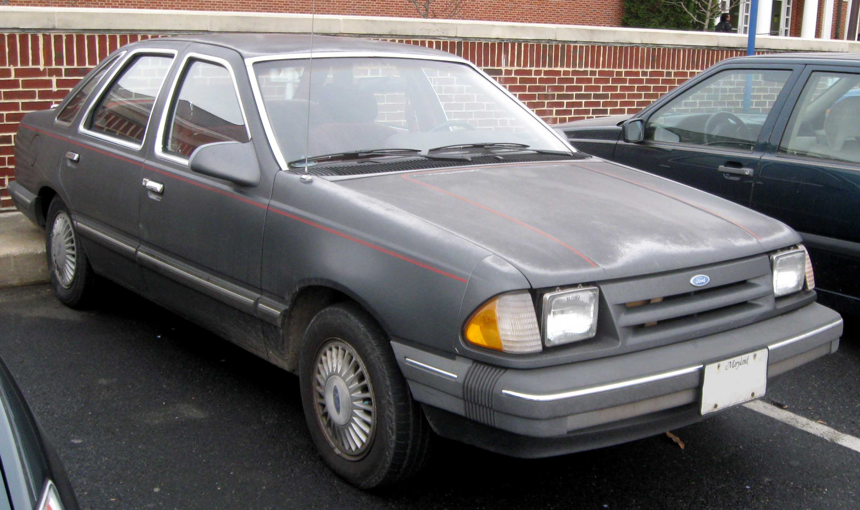 Ford Tempo Pictures Information And Specs 1986 Fuse Box Seriess 3