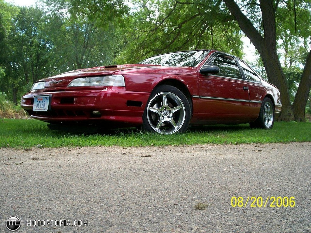 ford thunderbird 1991 images