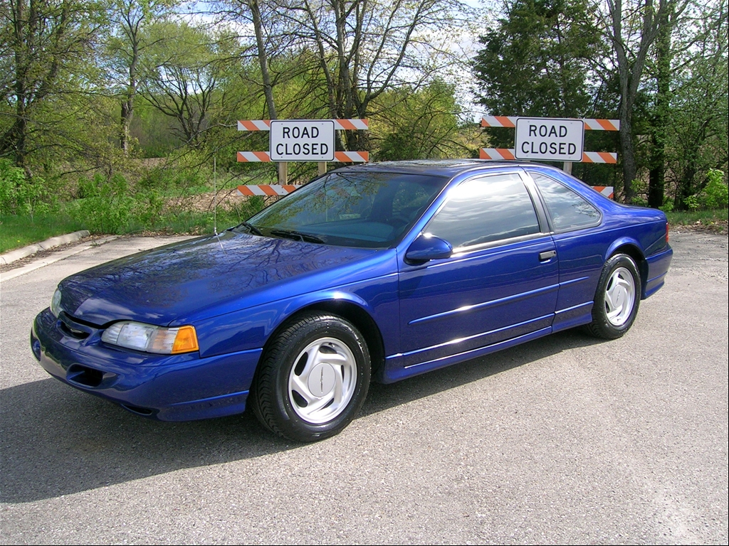 Service Manual Books About How Cars Work 1991 Ford Thunderbird Parental Controls 89 Ford