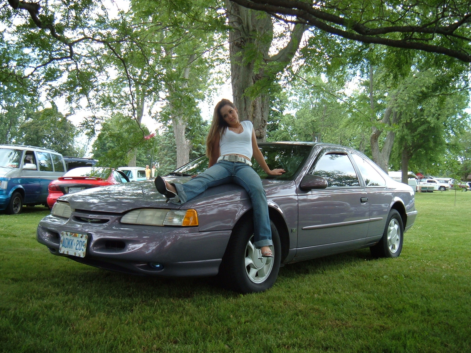 ford thunderbird 1995 pictures #8