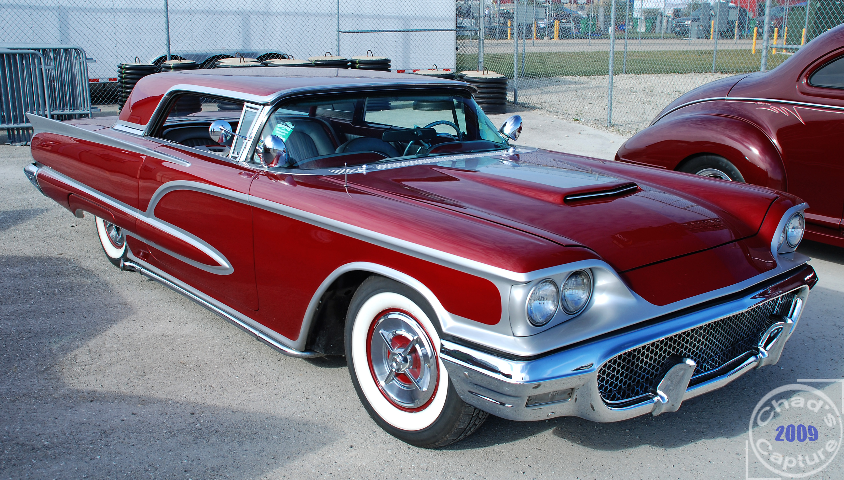 ford thunderbird seriess #12