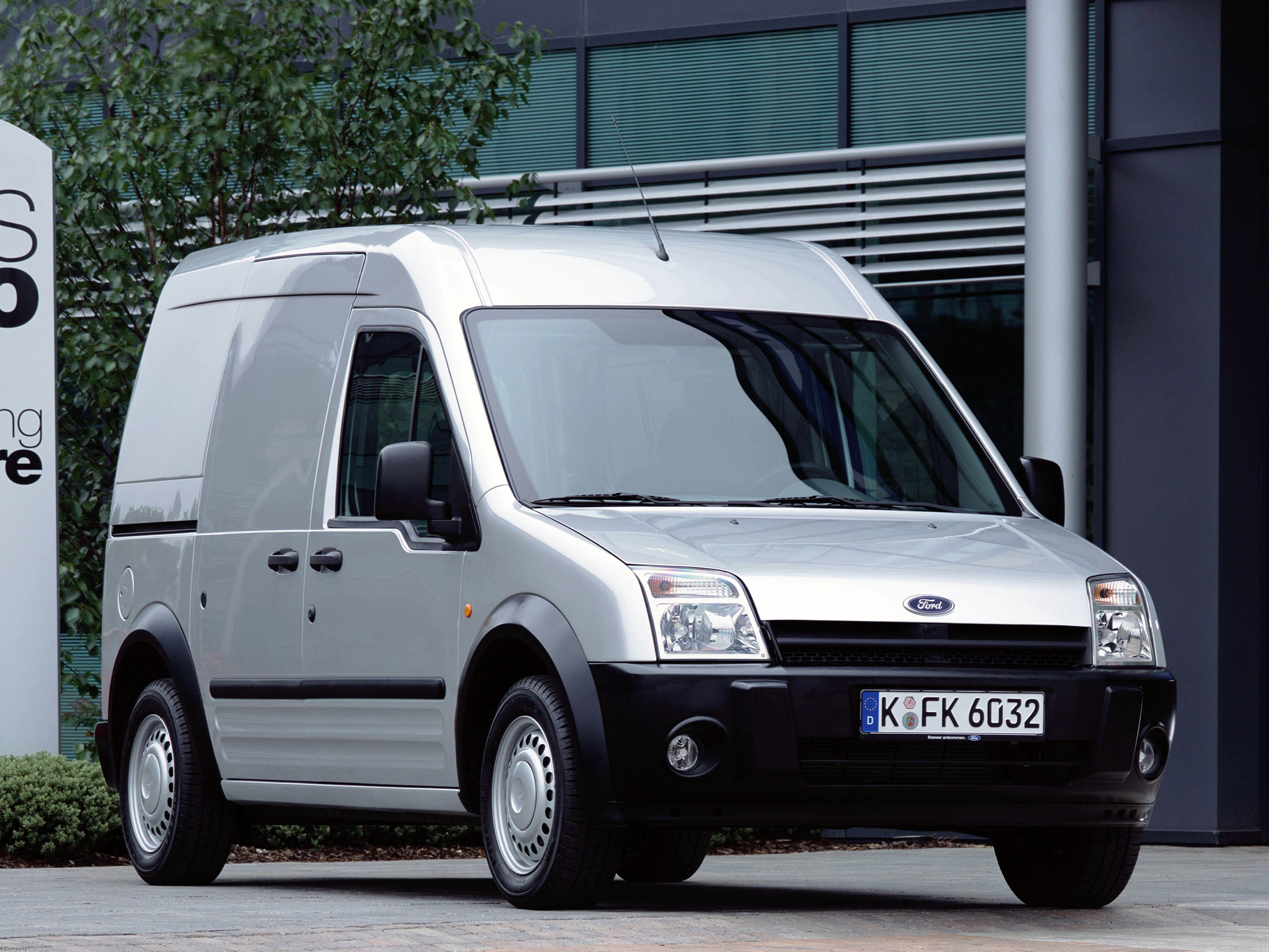 ford transit connect 2002 pictures