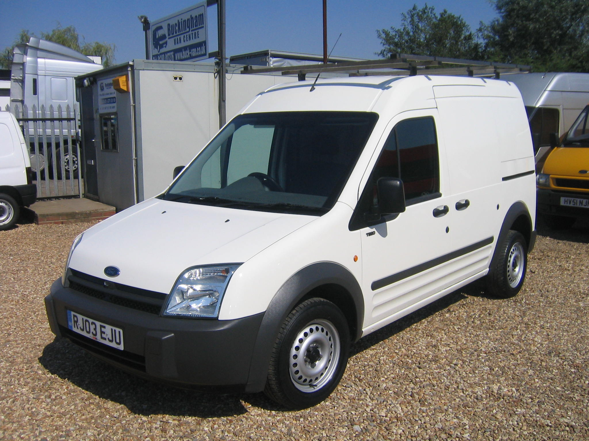 2003 Ford Transit connect – pictures, information and specs - Auto-Database.com