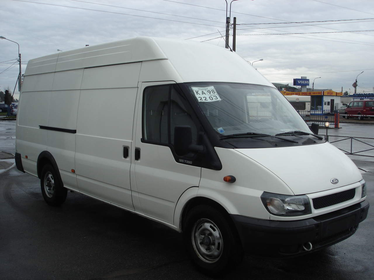 2004 ford transit connect pictures information and specs auto. Black Bedroom Furniture Sets. Home Design Ideas