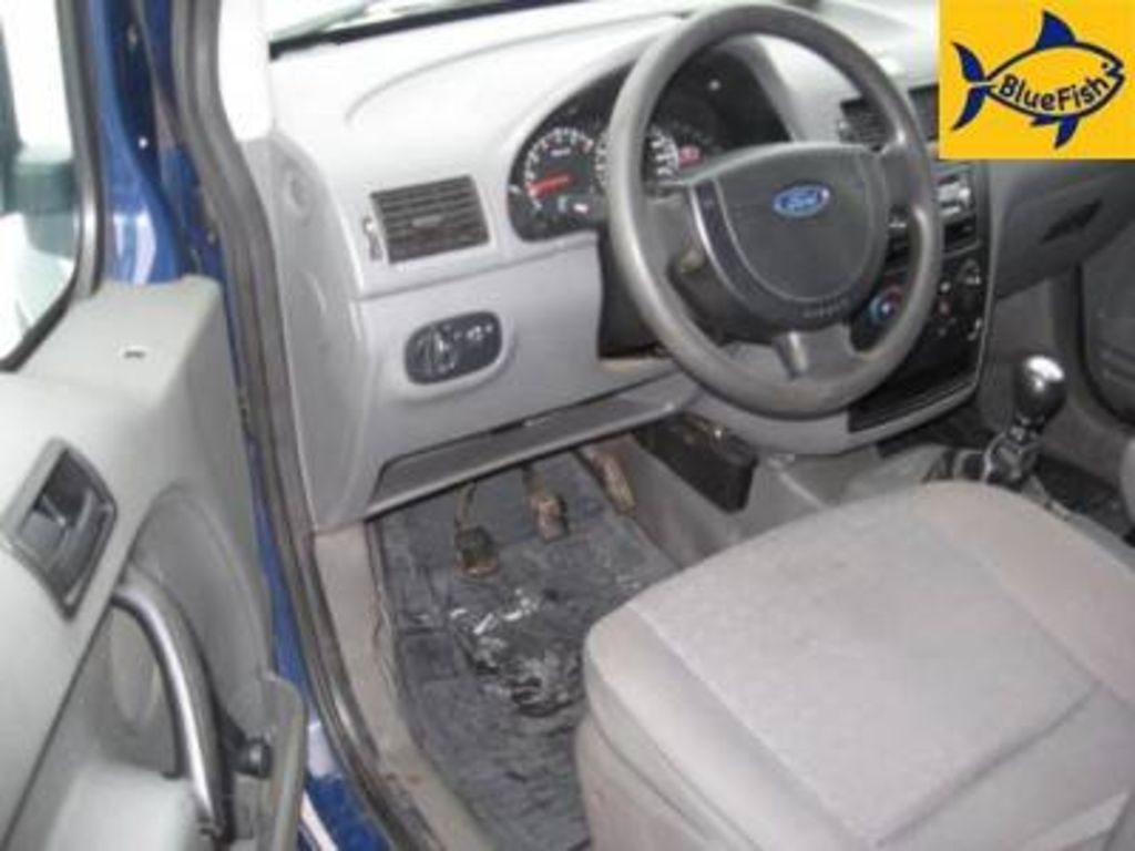 2004 Ford Transit Connect Pictures Information And