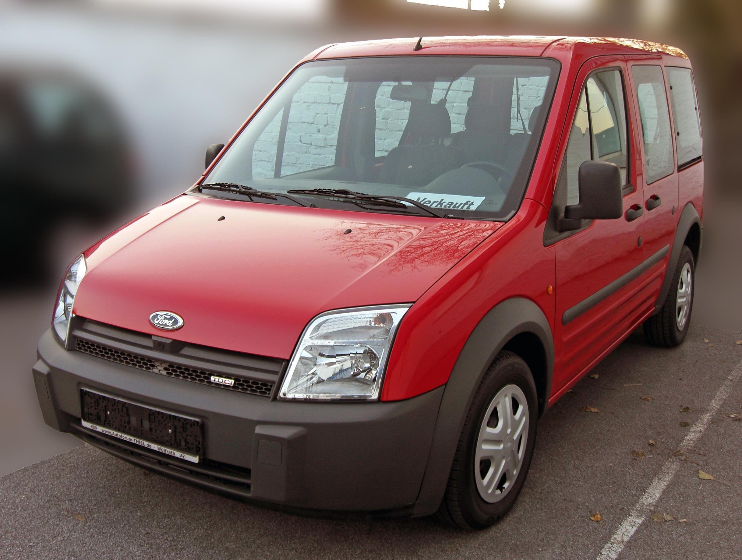 Ford Transit Connect Wagon >> 2004 Ford Transit connect – pictures, information and specs - Auto-Database.com