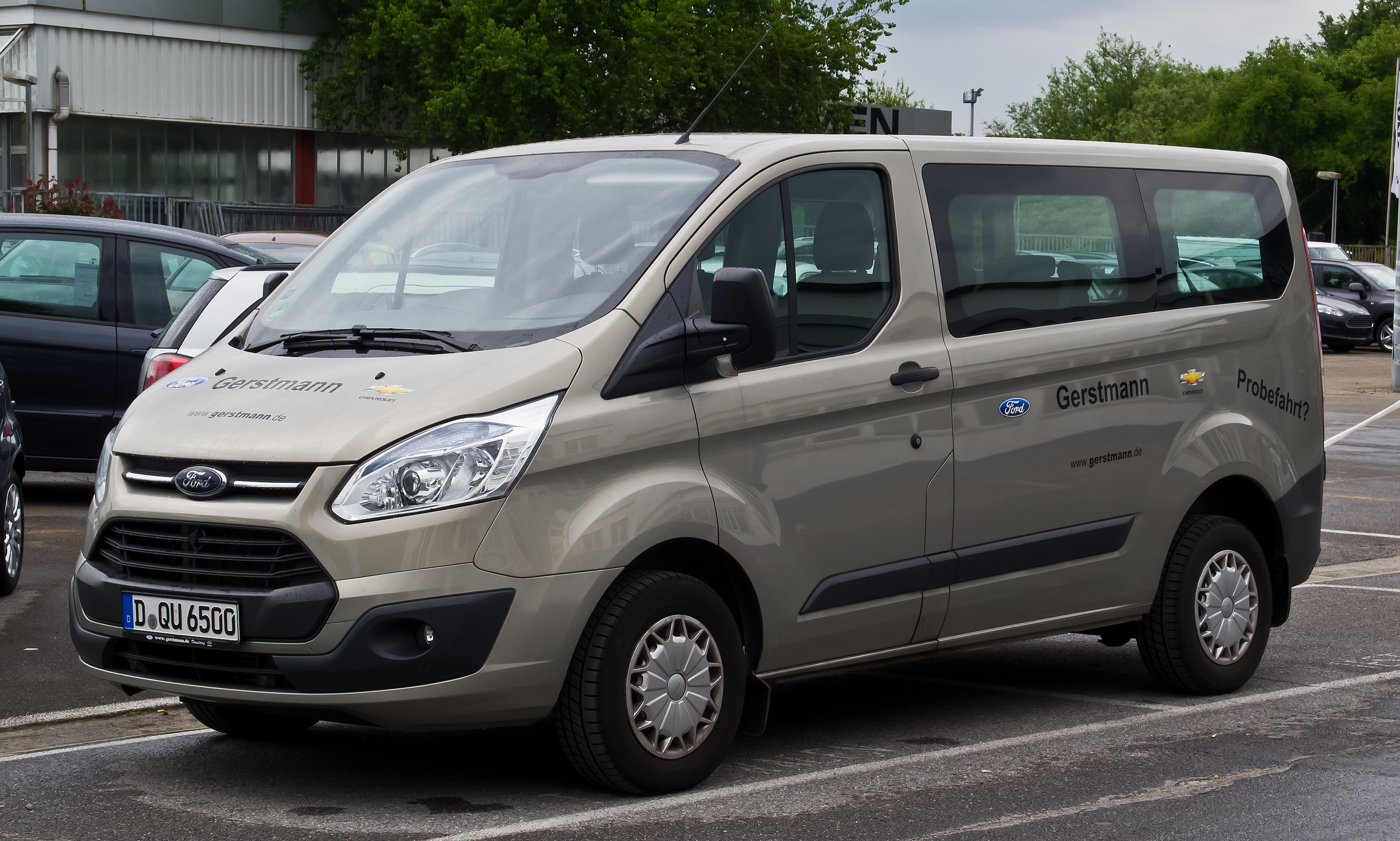 ford transit seriess #6