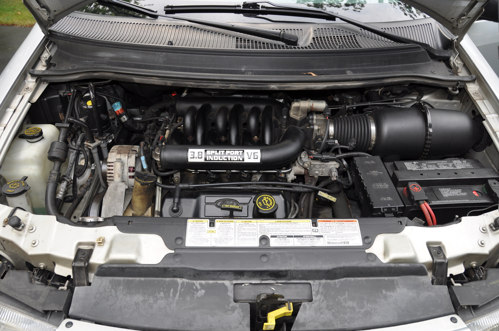 2001 Windstar Engine Diagram Ford A Pictures Information And Specs Auto 1600x1063