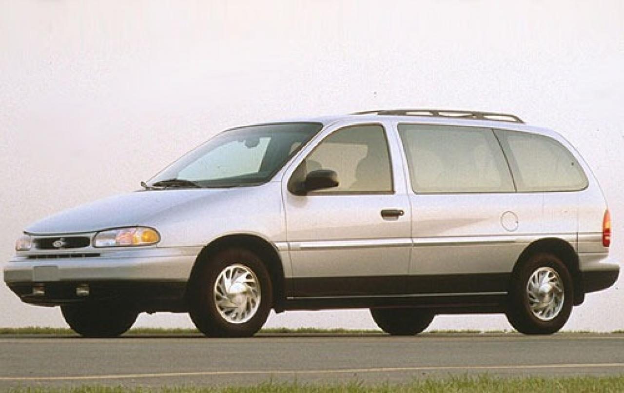 ford windstar (a3) 1997 pictures #12